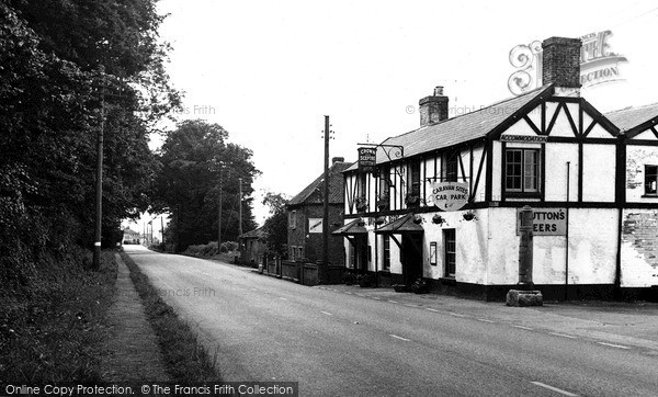 Photo of Rockbeare, the Crown and Sceptre c1955