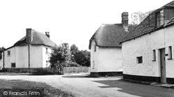 The Village c.1955, Rockbeare