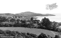 Rockcliffe, And Castle Point c.1960