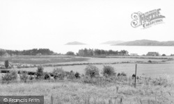 Rockcliffe, Looking Towards Heston And Rough Island c.1960
