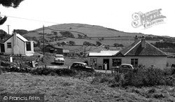 Rockcliffe, The Post Office c.1960