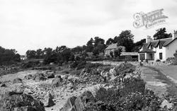Rockcliffe, The Shore Road c.1960
