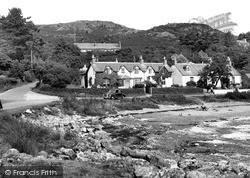 Rockcliffe, The Village c.1960