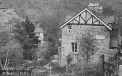 Old Rockford Tea Garden c.1955, Rockford