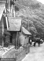 Rockford Cafe c.1955, Rockford