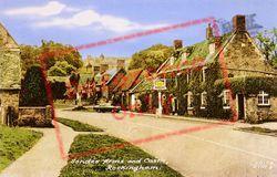 Sondes Arms And Castle c.1960, Rockingham