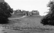 Rockingham, the Castle c1965