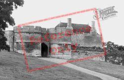 The Castle Entrance c.1960, Rockingham