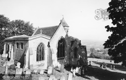 The Church c.1965, Rockingham