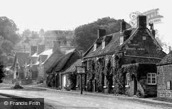 The Village And Sondes Arms c.1965, Rockingham