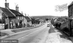 Village c.1960, Rockingham