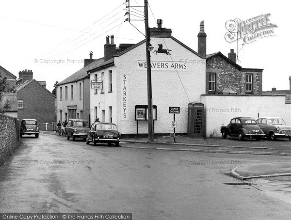 Photo of Rockwell Green, The Weaver's Arms c.1965