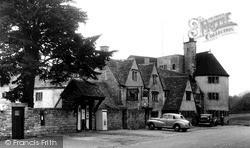 Rodborough, Bear Inn c.1955