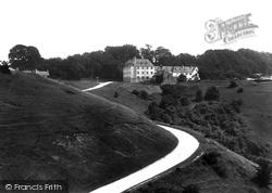 Rodborough, Common, The Bear Hotel 1925