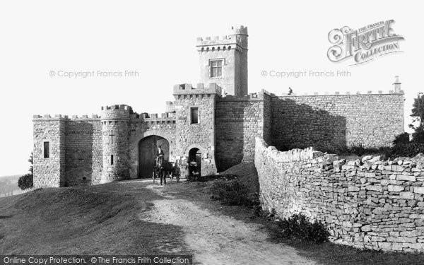 Rodborough, Fort 1900