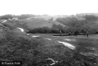 Rodborough, Golf Links 1910