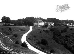 Rodborough, The Common 1925