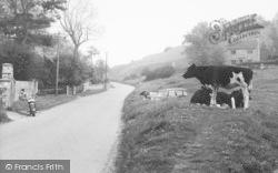 Rodborough, The Common c.1955