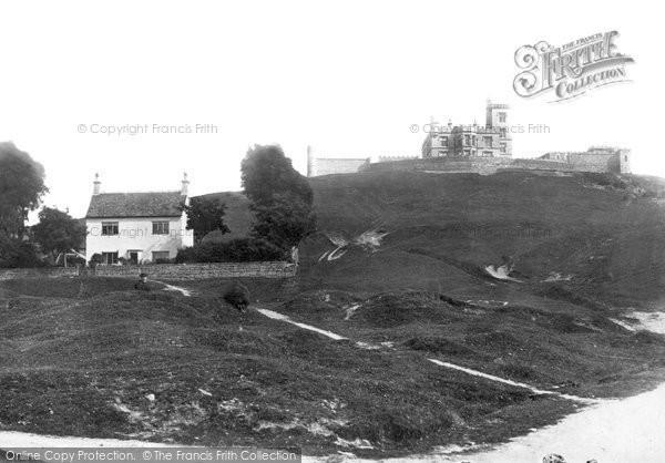 Rodborough, the Fort 1890