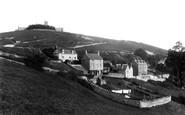 Rodborough, the Fort 1900