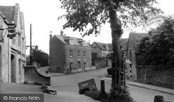 Rodborough, The Village c.1955