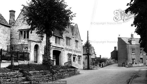 Rodborough, the Village c1960