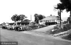 Bucklegrove Guest House c.1955, Rodney Stoke