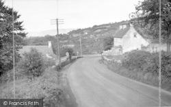 General View c.1955, Rodney Stoke