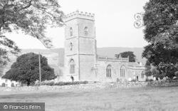 The Church c.1955, Rodney Stoke