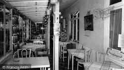 The Restaurant, Bucklegrove Caravan Park c.1960, Rodney Stoke