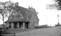 The Rodney Stoke Inn c.1955, Rodney Stoke
