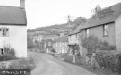 The Village c.1955, Rodney Stoke