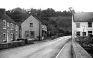 Rodney Stoke, the Village c1955