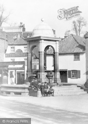 Roehampton, Drinking Fountain c.1910