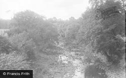 Rokeby, Dairy Bridge c.1955