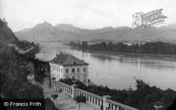 Hotel Rolandseck And The Rhine c.1879, Rolandseck