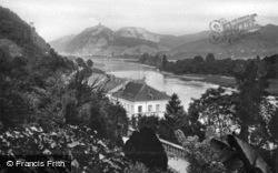 Nonnenwerth And Siebengebirge c.1930, Rolandseck