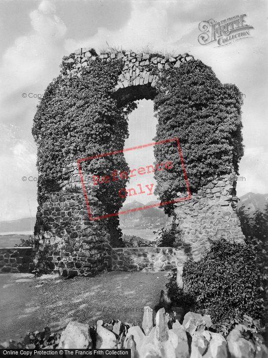 Photo of Rolandseck, The Rolandsbogen c.1930