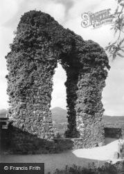 The Rolandsbogen c.1930, Rolandseck
