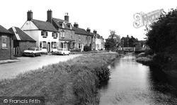 Rolleston, Brookside c.1965