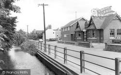 Rolleston, Burnside, Commemoration Hall c.1965