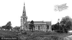 Rolleston, St Mary's Church c.1965