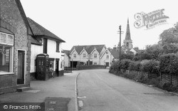 Rolleston, Station Road c.1965