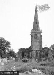 Rolleston, The Church c.1965