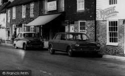 Rolvenden, Austin A55 Cambridge, Austin1800 Cars c.1960