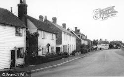 Rolvenden, High Street c.1960