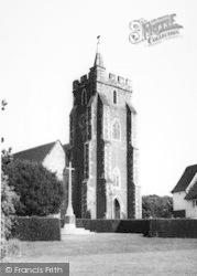 Rolvenden, St Mary The Virgin Church c.1960