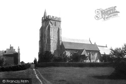 Rolvenden, St Mary The Virgin Church S.W.1901