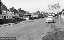 Rolvenden, The Village c.1960