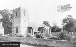 Church c.1960, Romaldkirk